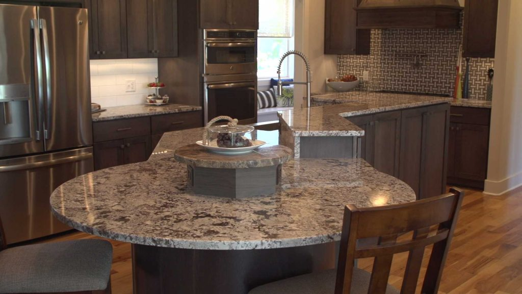 choose Granite Color